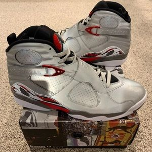 Air Jordan Retro 8 SP Reflections of a Champion 3M